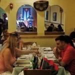 At El Golfo listening to Cuban music